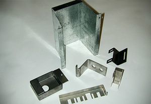 Shearing and Forming Metal Fabrication