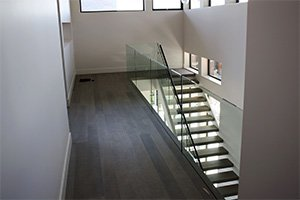 Glass Guard Railings