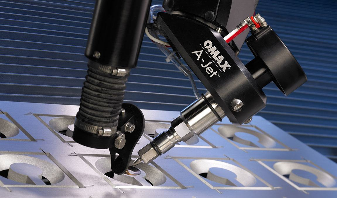Water Jet Cutting | Metal Fabrication Services Vancouver
